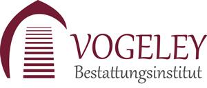 Bestattungsinstitut Vogeley Logo